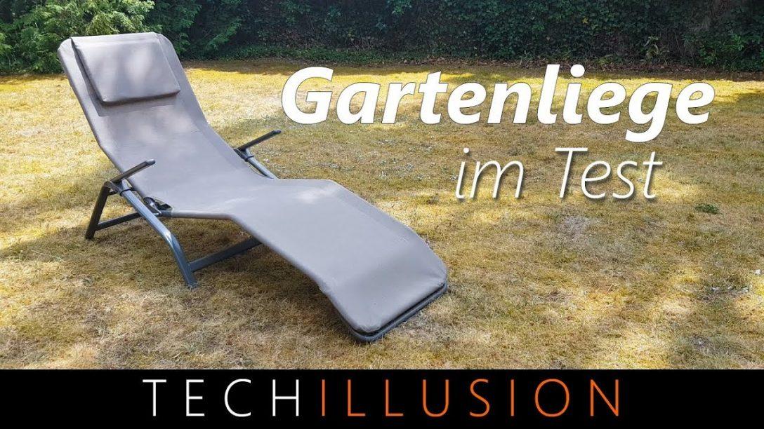 Large Size of Gartenliege Von Aldi Im Test 20 Klappliege Review Relaxsessel Garten Wohnzimmer Sonnenliege Aldi