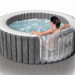 Whirlpool Garten Aufblasbar Bauhaus Testsieger Aufblasbarer Winterfest Machen Outdoor Test 2018 Intex Inte28440 Rund Bubble Massage Pure Spa 196x71cm Wohnzimmer Whirlpool Aufblasbar
