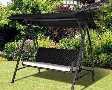 Gartenschaukel Erwachsene Wohnzimmer Gartenschaukel Erwachsene Outsunny Hollywoodschaukel 3 Sitzer Mit Dach Polyrattan