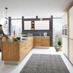 Holzküchen Wohnzimmer Holzkche Decker Calezzo Kchen Journal