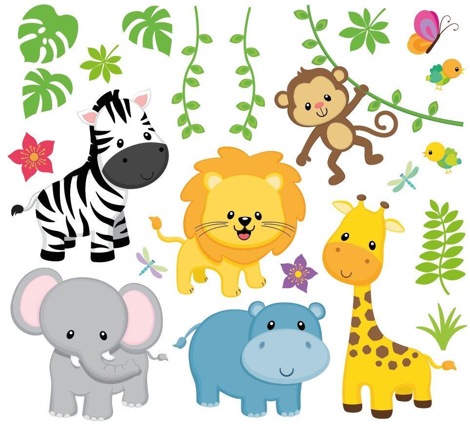 Full Size of Wandtattoo Kinderzimmer Tiere Wandsticker Safari Lwe Giraffe Elefant Wandtattoos Sprüche Schlafzimmer Regal Wohnzimmer Küche Sofa Regale Bad Weiß Badezimmer Kinderzimmer Wandtattoo Kinderzimmer Tiere