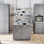 Küchen Aktuell Wohnzimmer Küchen Aktuell Moderne Kche Regal