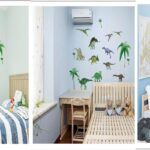 Kinderzimmer Pferd Kinderzimmer Cartoon Tiere Wandkunst Aufkleber Fr Baby Sofa Regal Regale Weiß