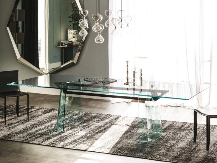 Medium Size of Esstisch Glas Cattelan Italia Tisch Klirr Online Kaufen Borono Mit Stühlen Betonplatte 160 Ausziehbar Moderne Esstische Bank Rückwand Küche Rund Rustikal Esstische Esstisch Glas