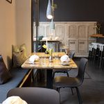 Einzimmer Kche Bar In Nrnberg Speisekartede Einbauküche Weiss Hochglanz Ohne Kühlschrank Einlegeböden Küche Fenster Mit Lüftung L Kochinsel Sitzgruppe Wohnzimmer Küche Mit Bar