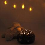 Sternenhimmel Kinderzimmer Nachtlicht Der Kleine Prinz Nachtlampe Led Bunt Regal Weiß Regale Sofa Kinderzimmer Sternenhimmel Kinderzimmer