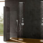 Glasabtrennung Dusche Komfortabel Duschen Purer Genuss In Ihrer Modernen Hüppe Antirutschmatte Barrierefreie Wand Sprinz Glaswand Abfluss Anal Raindance Dusche Glasabtrennung Dusche