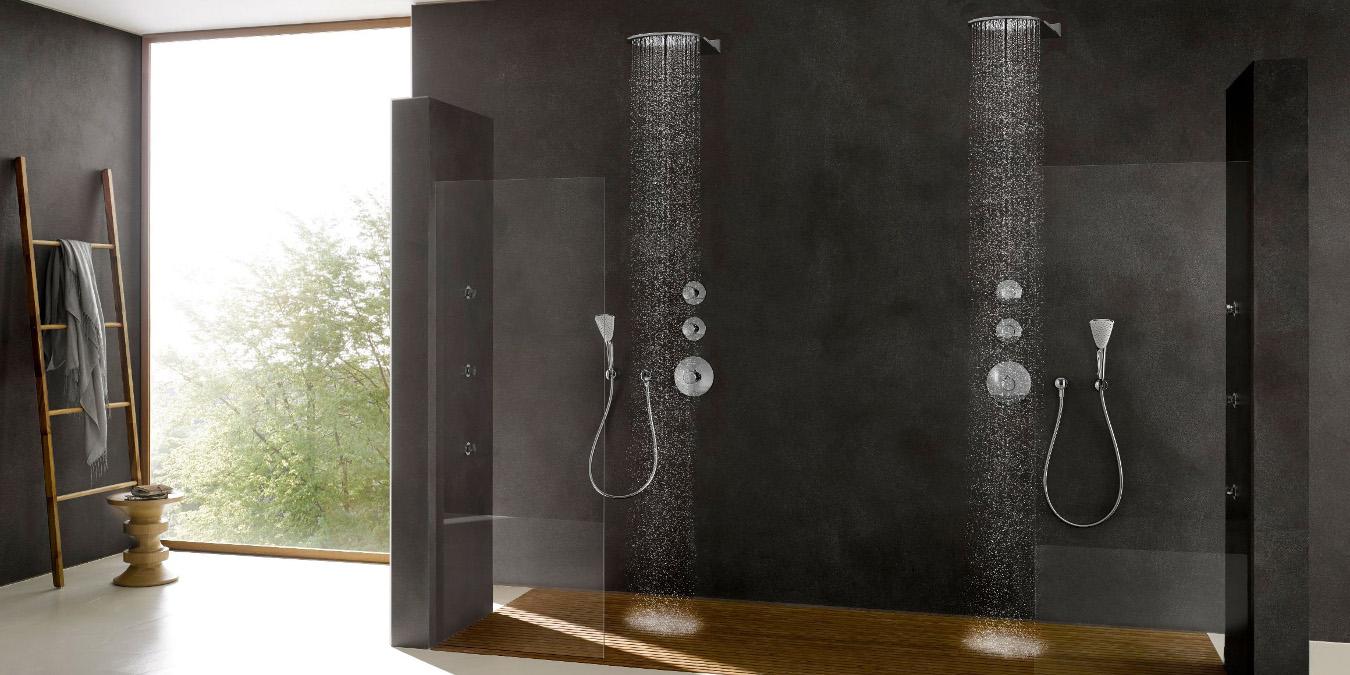Full Size of Glasabtrennung Dusche Komfortabel Duschen Purer Genuss In Ihrer Modernen Hüppe Antirutschmatte Barrierefreie Wand Sprinz Glaswand Abfluss Anal Raindance Dusche Glasabtrennung Dusche