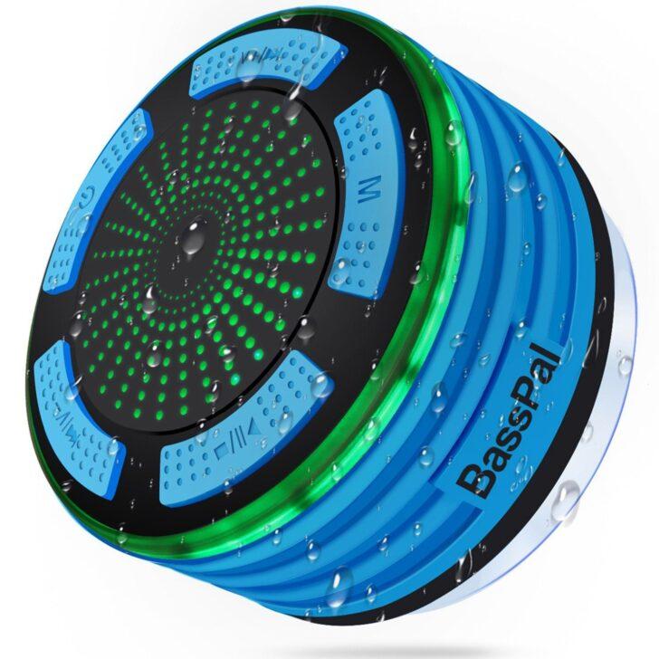Medium Size of Bluetooth Lautsprecher Dusche Duschlautsprecher Fr 20 Sprinz Duschen Badewanne Mit Behindertengerechte Glasabtrennung Grohe Thermostat Nischentür Dusche Bluetooth Lautsprecher Dusche