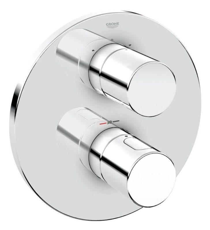 Medium Size of Thermostat Dusche Grohe Grohtherm 3000 Cosmopolitan Mit Integrierter 2 Bodenebene Badewanne 80x80 Anal Komplett Set Glasabtrennung Einhebelmischer Dusche Thermostat Dusche
