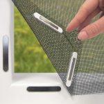Fliegengitter Magnet Wohnzimmer Moskitonetz Fr Tren 90 210 Cm Fliegengitter Fenster Für Maßanfertigung Magnettafel Küche