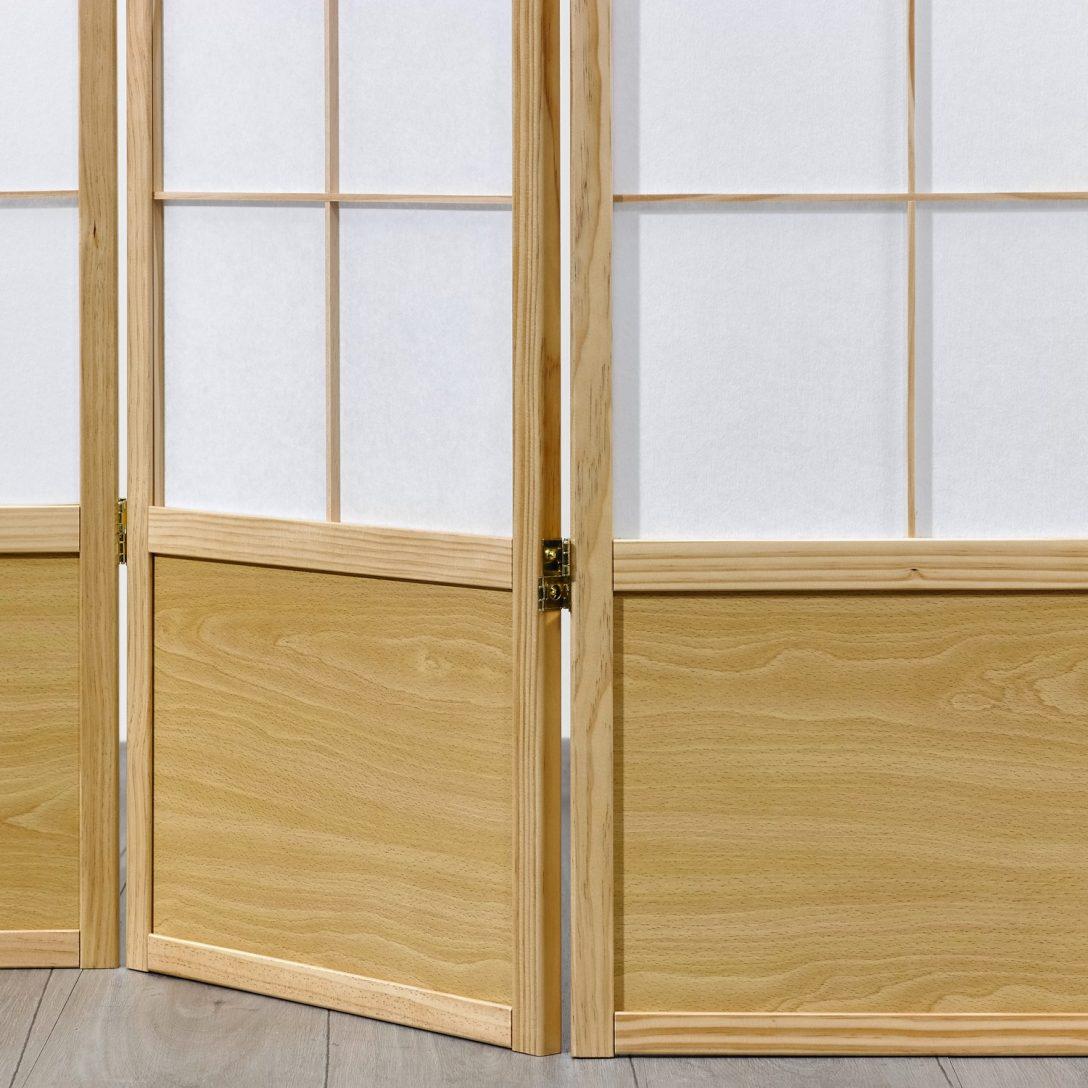 Large Size of Paravent Outdoor Hoshi Style 6 Xl Nature Blickdichte Stellwand Mit Shoji Küche Kaufen Garten Edelstahl Wohnzimmer Paravent Outdoor