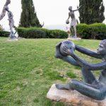 Skulpturen Für Den Garten Ursula Malbins Sculpture Garden In Haifa Reisen Israel Laminat Küche Hotel Baden Insektenschutz Fenster Spielgeräte Fsj Wohnzimmer Skulpturen Für Den Garten