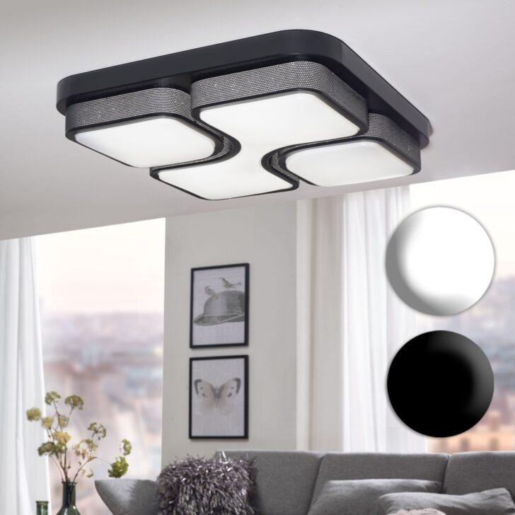 Medium Size of Lampen Wohnzimmer Finebuy Led Deckenlampe 32w Lampe Deckenleuchte A Sessel Komplett Wandbilder Vinylboden Deckenleuchten Deckenlampen Für Schlafzimmer Wohnzimmer Lampen Wohnzimmer