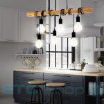 Holzlampe Decke Wohnzimmer Badezimmer Deckenleuchte Schlafzimmer Deckenlampe Küche Deckenlampen Wohnzimmer Modern Bad Tagesdecke Bett Deckenleuchten Led Decke Im Moderne Decken