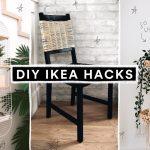 Diy Ikea Hacks Super Affordable Modulküche Küche Kosten Miniküche Kaufen Betten Bei 160x200 Sofa Mit Schlaffunktion Wohnzimmer Ikea Hacks