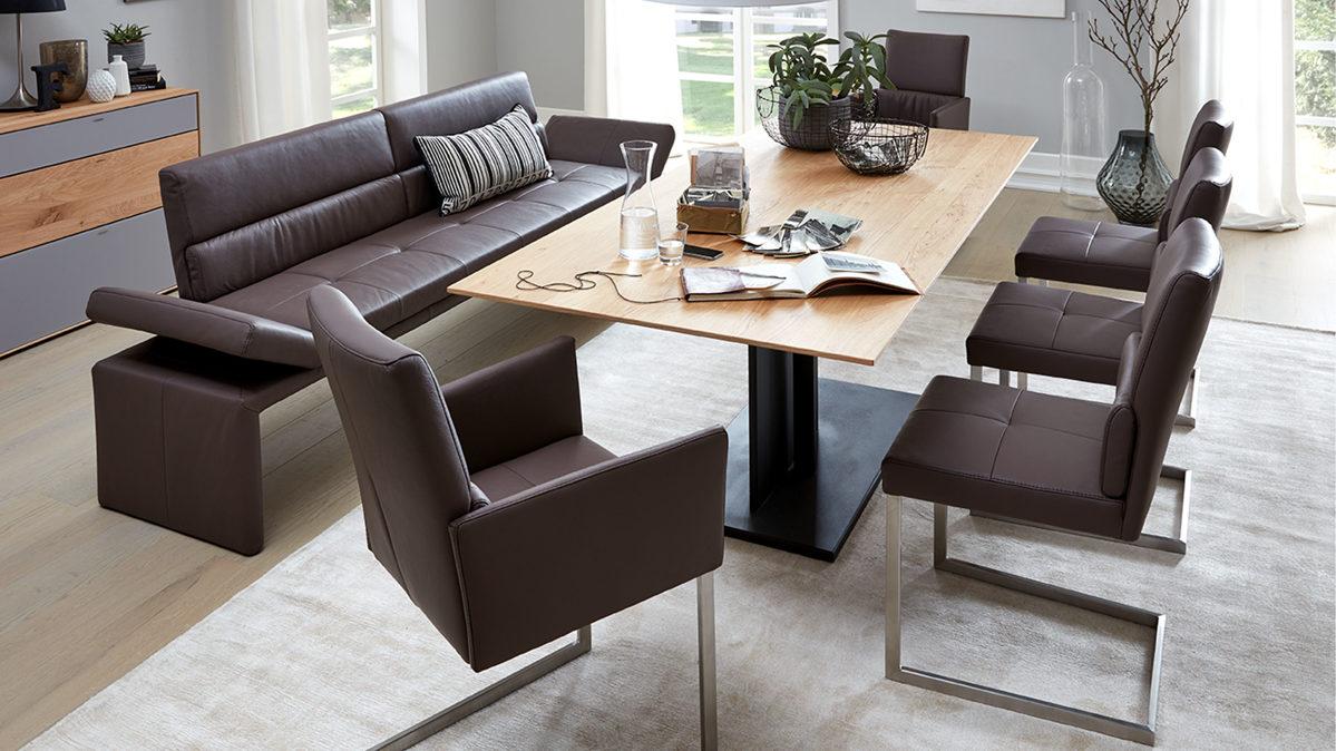 Full Size of Interliving Esszimmer Serie 5601 Esstisch Esstische Holz Design Rund Massivholz Designer Ausziehbar Massiv Moderne Kleine Runde Esstische Esstische