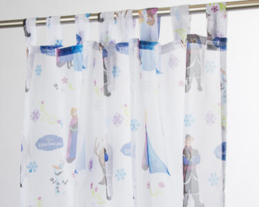 Schlaufenschal Kinderzimmer Kinderzimmer Schlaufenschal Kinderzimmer Fertiggardine Frozen Eisknigin 145x245cm Regal Weiß Sofa Regale