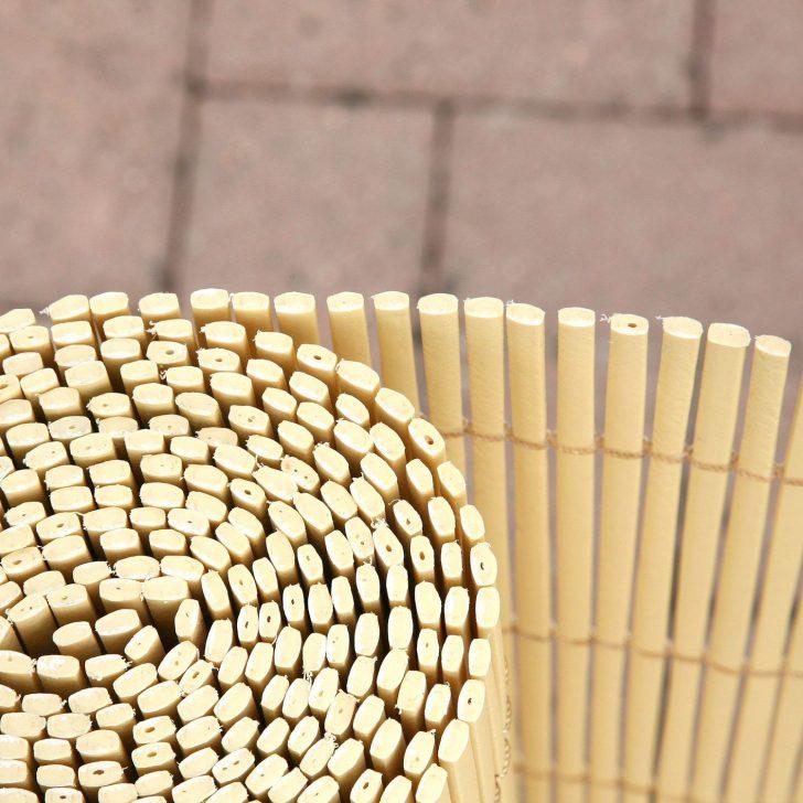 Medium Size of Bambus Sichtschutz Obi Floraworld Kunststoff Matte Eco Superior Kaufen Bei Einbauküche Nobilia Fenster Garten Für Küche Holz Sichtschutzfolie Einseitig Wohnzimmer Bambus Sichtschutz Obi