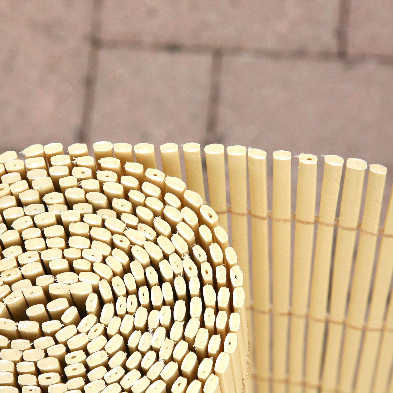 Full Size of Bambus Sichtschutz Obi Floraworld Kunststoff Matte Eco Superior Kaufen Bei Einbauküche Nobilia Fenster Garten Für Küche Holz Sichtschutzfolie Einseitig Wohnzimmer Bambus Sichtschutz Obi