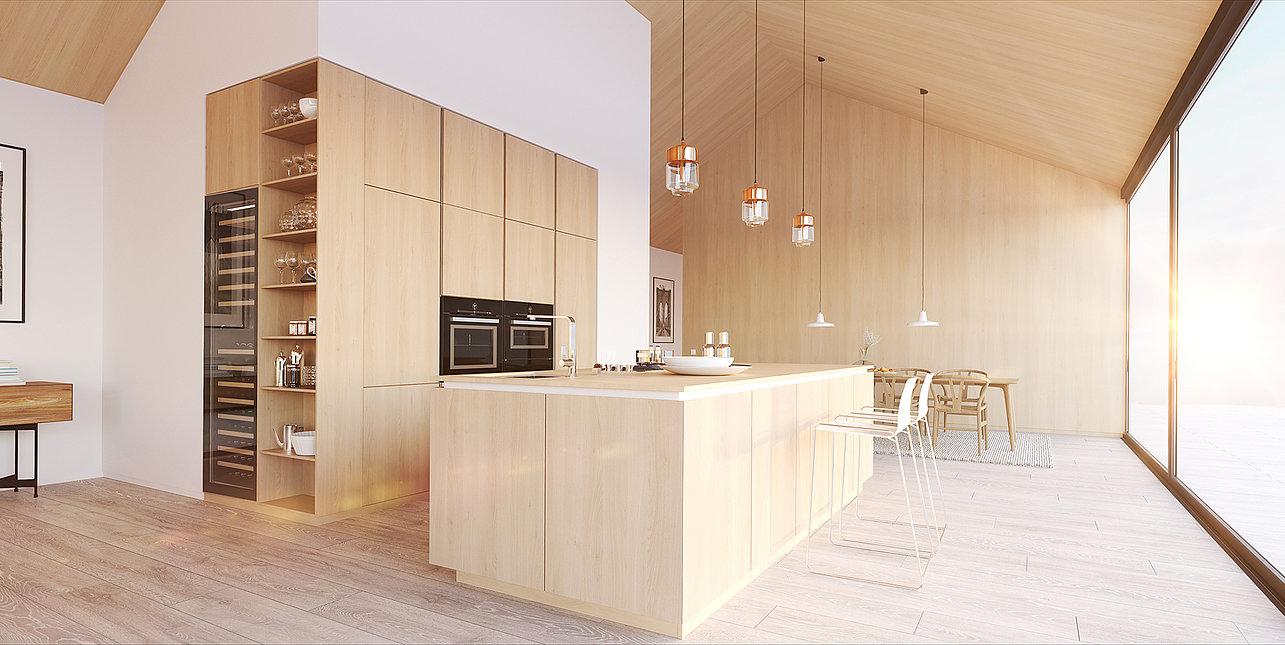 Full Size of Holzkchen Alles Was Sie Ber Wissen Sollten Wohnzimmer Holzküchen