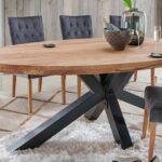 Esstisch Oval Esstische Esstisch Oval Eiche Massiv 220x110 Cm Tisch Wildeiche Massivholz 120x80 Kleine Esstische Holz Beton Ausziehbarer Esstischstühle Ausziehbar Buche