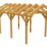 Pavillon Holz Selber Bauen Wohnzimmer Pavillon Holz Selber Bauen Sparen Durch Bauplande Bodengleiche Dusche Nachträglich Einbauen Unterschrank Bad Neue Fenster Bett Kopfteil Machen Regal