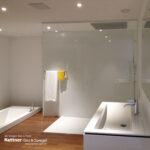 Glastrennwand Dusche Wand Koralle Eckeinstieg Grohe Thermostat Hüppe Bidet Sprinz Duschen Bodengleiche Fliesen Bodenebene Haltegriff Begehbare Unterputz Dusche Glastrennwand Dusche