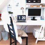 Regal Schreibtisch Mit Integriert Selber Bauen Kombi 15 Ikea An Neu Günstige Regale Nussbaum Hochglanz Weiß Paletten Glasböden Aus Kisten Nach Maß Regal Regal Schreibtisch