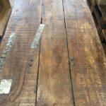 Klappbarer Brauner Tisch Aus Holz Shabby Chic Stuff Shop Esstisch Ausziehbar Massiv Großer Eiche Esstische Set Günstig Rund Weiß Lampen Vintage Esstische Vintage Esstisch
