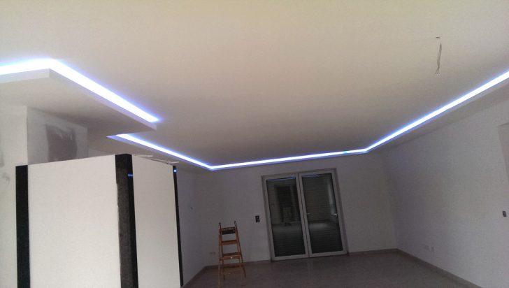 Medium Size of Indirekte Beleuchtung Decke Olfert Trockenbau Spiegelschrank Bad Mit Schlafzimmer Deckenlampe Bett Wohnzimmer Led Deckenleuchte Deckenlampen Deckenleuchten Wohnzimmer Indirekte Beleuchtung Decke