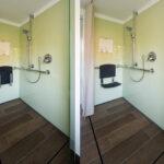 Begehbare Dusche Ohne Tür Dusche Bodengleiche Duschen 10 Top Duschideen Baqua Pendeltür Dusche Küche Sprinz Begehbare Ohne Tür Fenster Türen Glastür Einbauküche Kühlschrank Bett Füße
