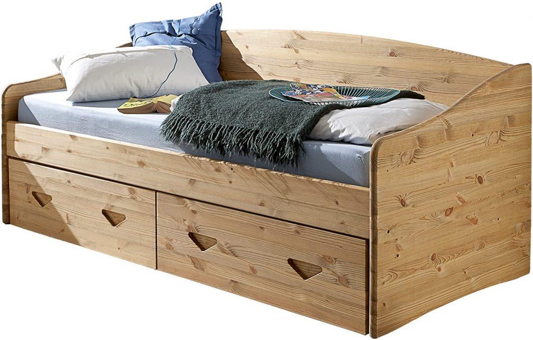 Large Size of Amazonde Meinmassivholz Karin Kojenbett Aus Massivem Bett 120x200 Mit Bettkasten Betten Matratze Und Lattenrost Weiß Wohnzimmer Stauraumbett 120x200