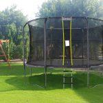 Sonnenschutz Trampolin Wohnzimmer Sonnenschutz Trampolin Loungedreams Outtech Skyrods Plus Garten Fenster Innen Außen Sonnenschutzfolie Für