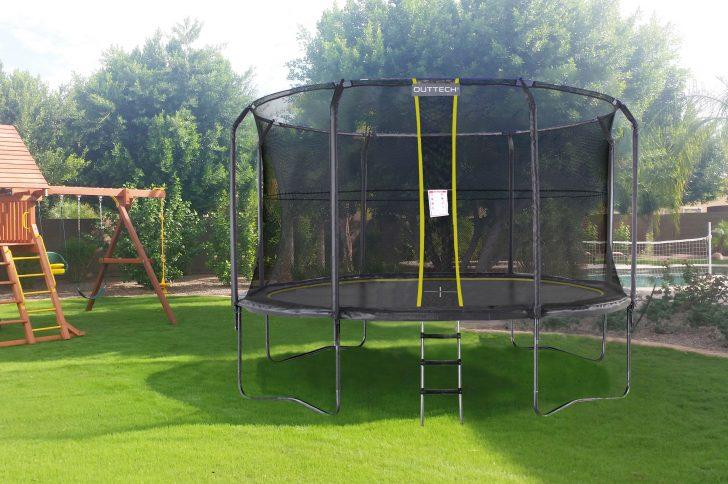 Medium Size of Sonnenschutz Trampolin Loungedreams Outtech Skyrods Plus Garten Fenster Innen Außen Sonnenschutzfolie Für Wohnzimmer Sonnenschutz Trampolin