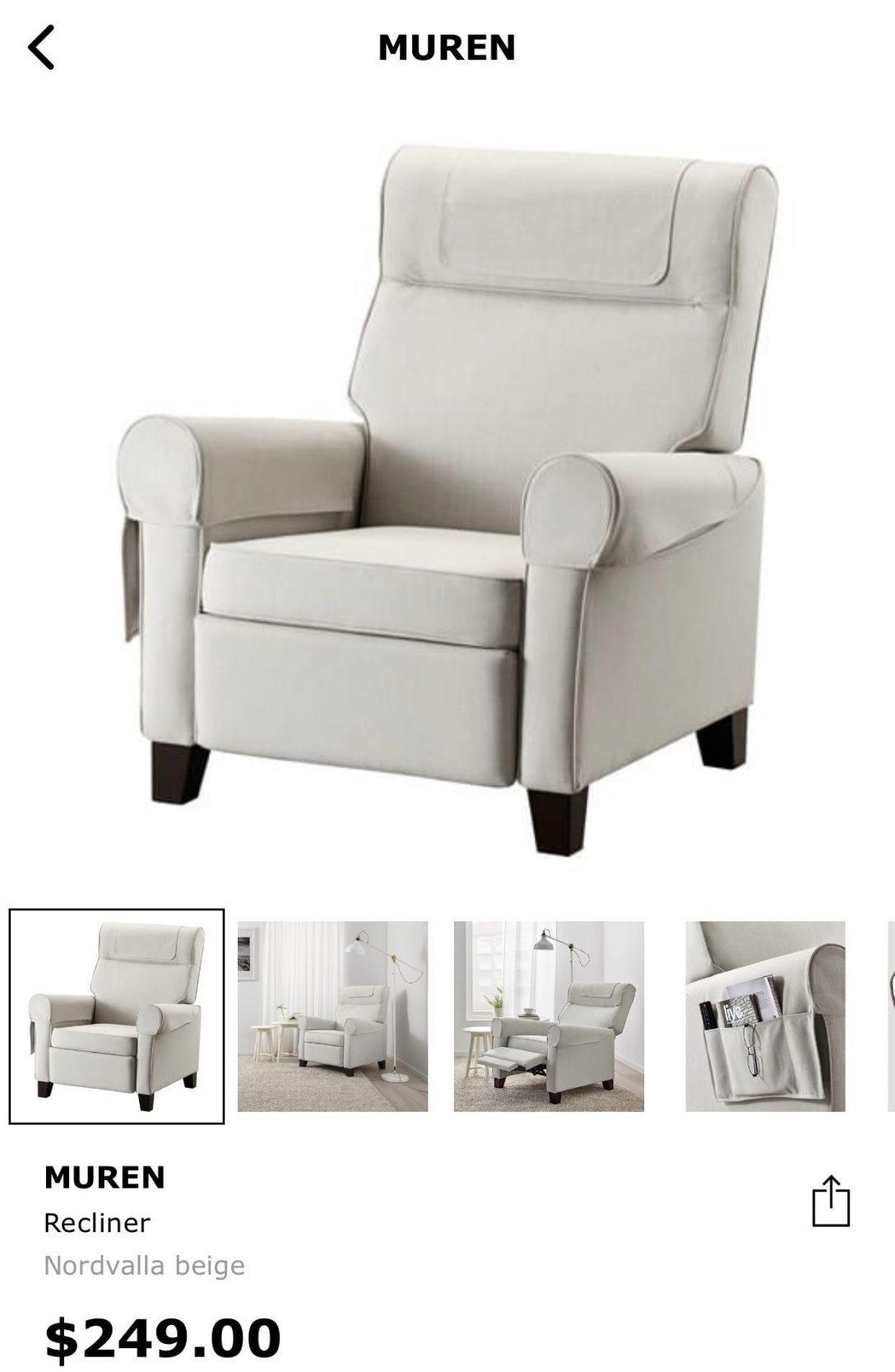 Large Size of Liegestuhl Ikea Recliner Küche Kaufen Betten 160x200 Kosten Garten Bei Miniküche Modulküche Sofa Mit Schlaffunktion Wohnzimmer Liegestuhl Ikea