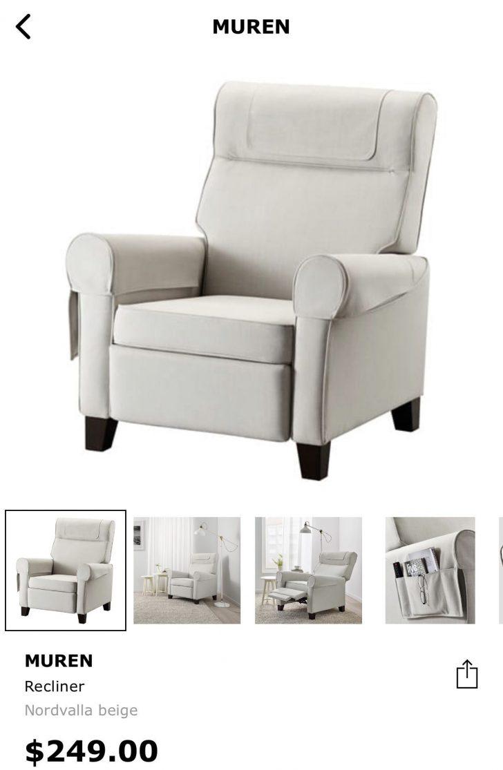 Medium Size of Liegestuhl Ikea Recliner Küche Kaufen Betten 160x200 Kosten Garten Bei Miniküche Modulküche Sofa Mit Schlaffunktion Wohnzimmer Liegestuhl Ikea