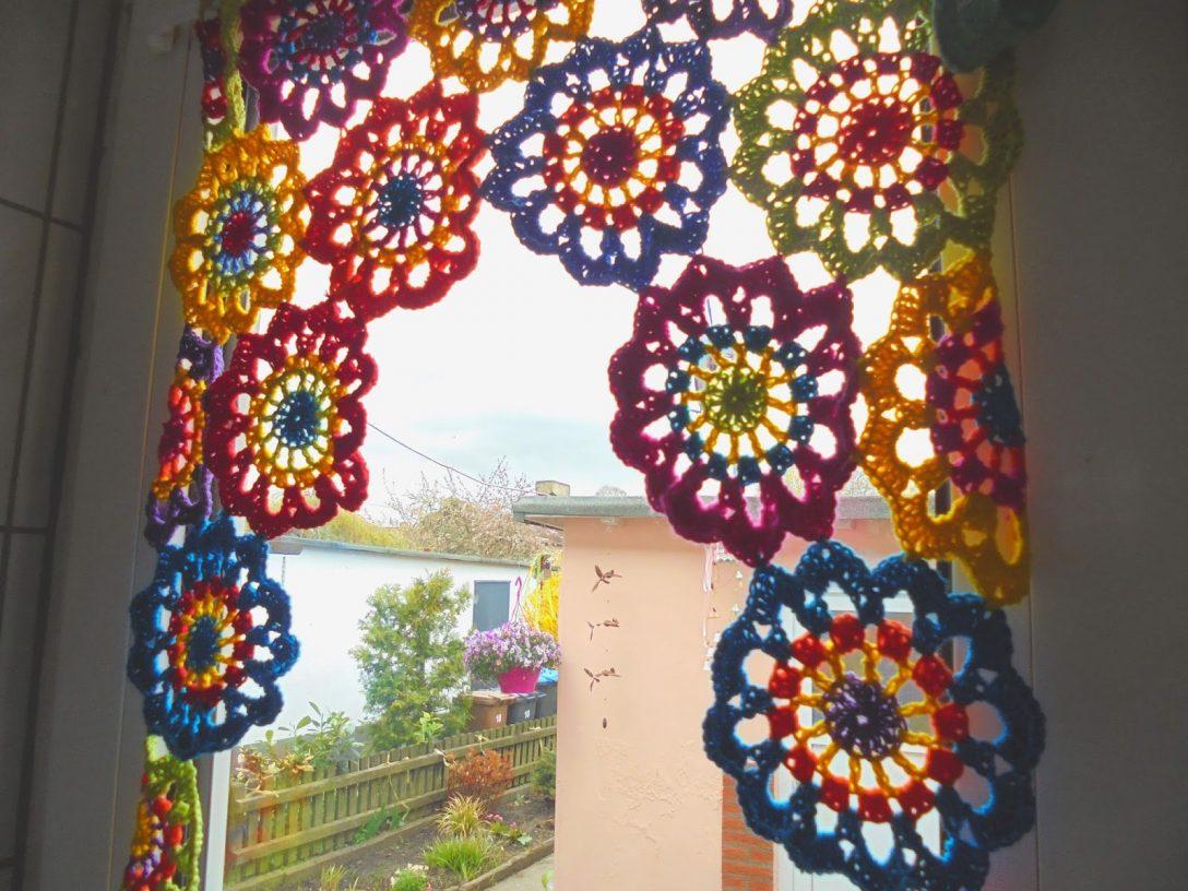 Large Size of Gardinen Für Die Küche Fenster Schlafzimmer Wohnzimmer Scheibengardinen Gardine Wohnzimmer Gardine Häkeln
