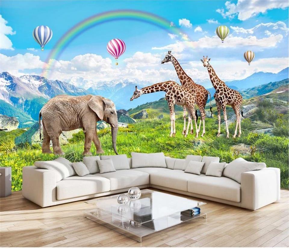 Full Size of Wandbild 3d Foto Wallpaper Wohnzimmer Regal Weiß Sofa Schlafzimmer Regale Kinderzimmer Wandbild Kinderzimmer
