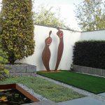 Skulpturen Für Den Garten Bett 90x200 Weiß Mit Schubladen Gardinen Die Küche Beistelltisch Kandelaber Fußballtore Bewässerungssystem Rattanmöbel Wohnzimmer Skulpturen Für Den Garten