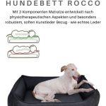 Hundebett Flocke Orthopdisches Rocco Wohnzimmer Hundebett Flocke
