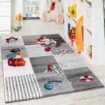 Teppiche Kinderzimmer Kinderzimmer Teppiche Kinderzimmer Teppich Pirat Grau Teppichcenter24 Regal Wohnzimmer Regale Sofa Weiß