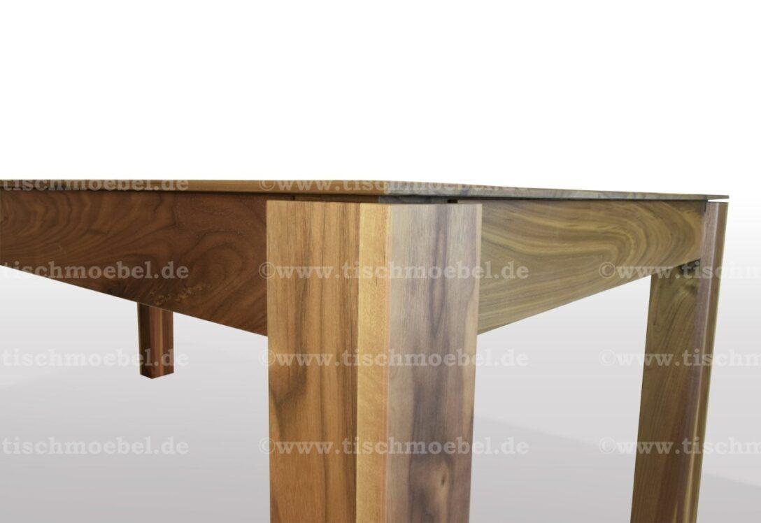 Large Size of Tisch Nussbaum Ausziehbar 200 110 Cm Tischmoebelde Esstisch Massiv Kaufen Mit Bank Industrial Kleiner Weiß Baumkante Holz Esstische Design Massivholz Grau Esstische Esstisch Nussbaum