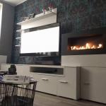 Amazondekundenrezensionen Home Innovation Wohnmbel Mit Spiegelschrank Bad Beleuchtung Bett Schreibtisch Sofa Elektrischer Sitztiefenverstellung 180x200 Wohnzimmer Wohnwand Mit Kamin