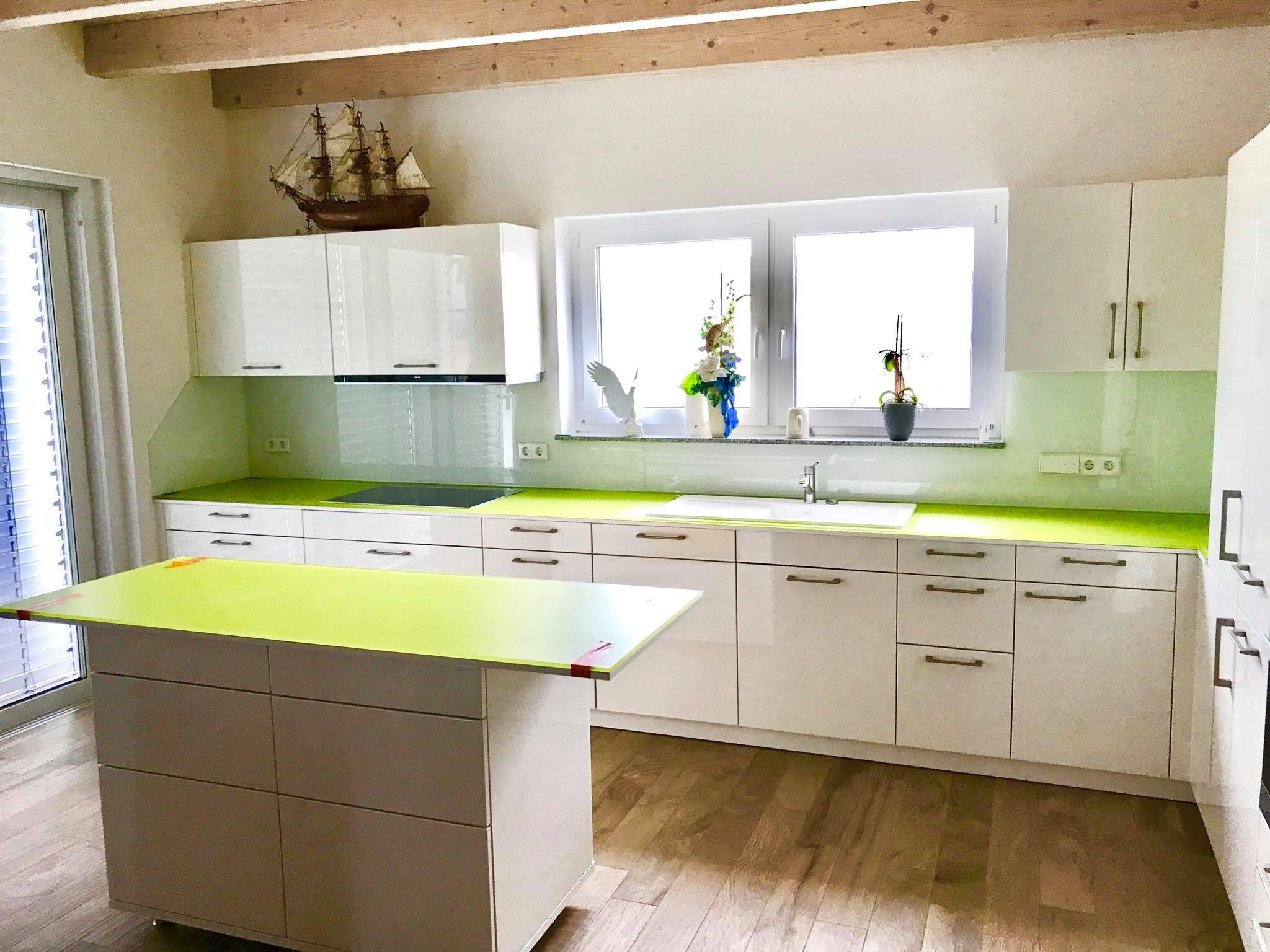 Full Size of Glas Kchenrckwand Ms Glasdesign Bad Renovieren Ideen Wohnzimmer Tapeten Wohnzimmer Küchenrückwand Ideen