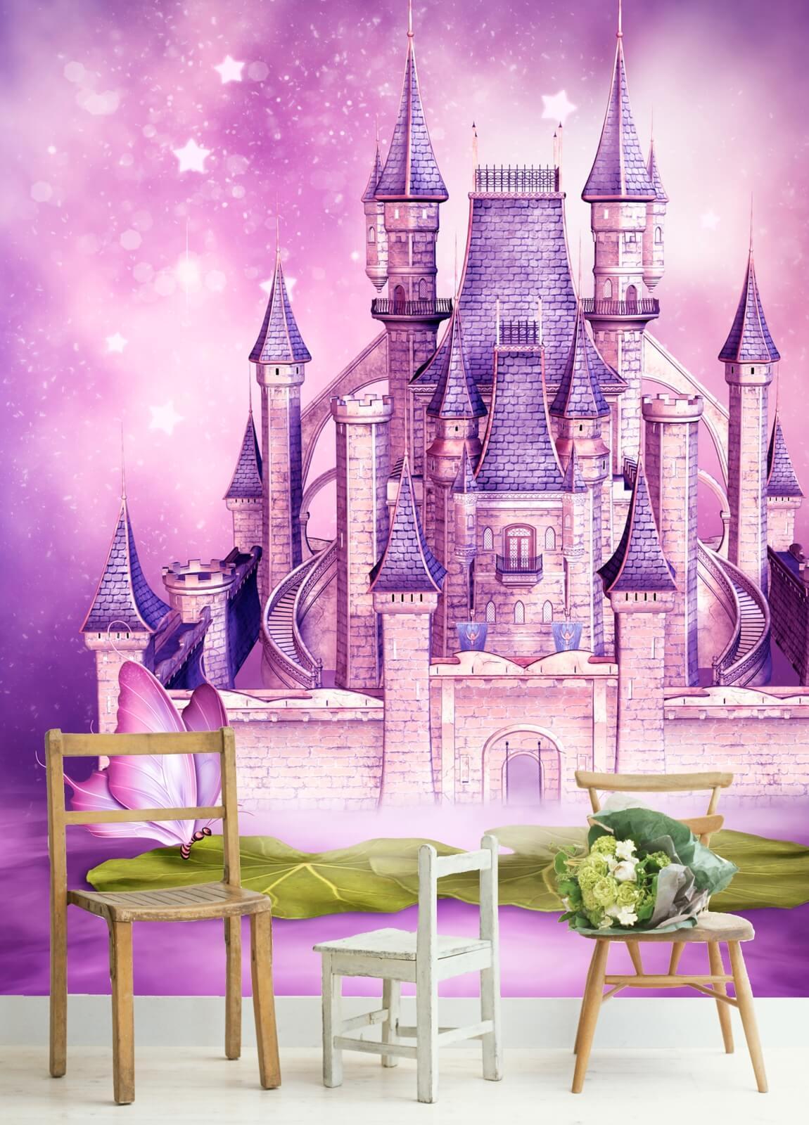 Full Size of Prinzessinnen Kinderzimmer Playmobil Prinzessin Gebraucht Prinzessinen Bett Pinolino Karolin Lillifee Komplett Vlies Tapete Fototapete Schloss Rosa Regal Weiß Kinderzimmer Kinderzimmer Prinzessin
