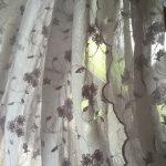 Gardinen Landhausstil Schal Lisamarie Bestickt Grau 200x250 Shabby Vintage Sofa Wohnzimmer Schlafzimmer Weiß Für Die Küche Scheibengardinen Betten Regal Wohnzimmer Gardinen Landhausstil