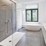 Begehbare Dusche Hüppe Bodengleiche Einbauen Badewanne Mit Tür Und Glasabtrennung Fliesen Unterputz Duschen 80x80 Bluetooth Lautsprecher Siphon Komplett Set Dusche Begehbare Dusche