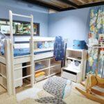 Piraten Kinderzimmer Kinderzimmer Piraten Kinderzimmer Piratenhochbett Piratenbett Hochbett Debreuyn Regal Weiß Sofa Regale