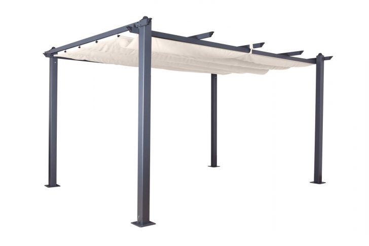 Medium Size of überdachung Jet Line Pavillon Pergola Berdachung Luxor 4 3 M In Anthzrazit Wasserbrunnen Aufbewahrungsbox Bewässerung Pool Im Bauen Spaten Schaukel Wohnzimmer Garten überdachung